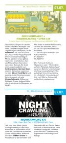 Programm Schlachthof Wiesbaden - Juli / August 2018 - Page 5