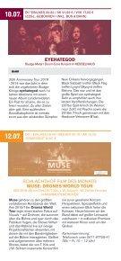 Programm Schlachthof Wiesbaden - Juli / August 2018 - Page 6