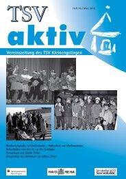 Fußball - TSV Kleinengstingen