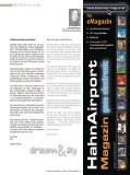 Exklusiv-Interview - HahnAirport Magazin - Page 3
