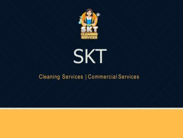 Eco Friendly Cleaning Services | SKT Cleaning