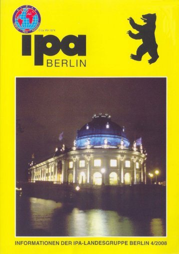 4/2008 - IPA Berlin