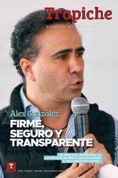 Revista Trapiche   Año 10   Edición 123   Junio 2018