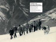Variation vom Vinschger Höhenweg - im Wanderweb