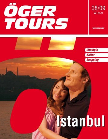ÖGER TOURS - Istanbul - Winter 2008/2009 - Service in Halle
