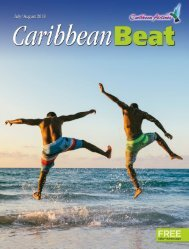 Caribbean Beat — July/August 2018 (#152)