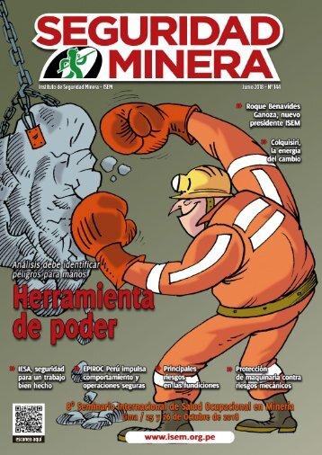 Seguridad Minera Edición 144