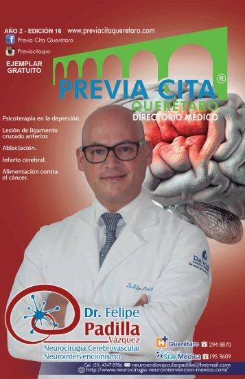 directorio médico previa cita queretaro edición 16