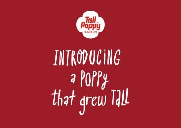 Introducing Tall Poppy