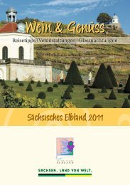 Wein & Genuss - Sächsisches Elbland
