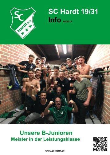 Saison 2017/2018 - Ausgabe 06/2018