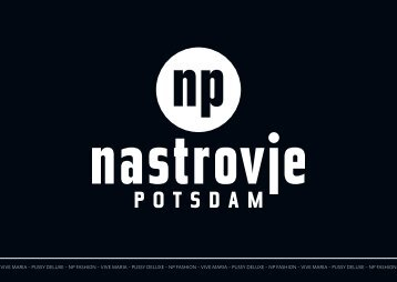 Nastrovje Potsdam Company Profile 2018