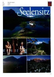 .> title issue page alpe adria magazin 9/2010 40 ... - Hannes Androsch