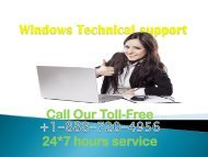 Windows Technical Support +1-888-720-4956