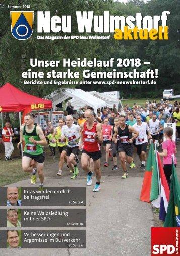 Neu Wulmstorf aktuell  2018