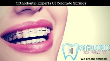 Best Orthodontist in Colorado Springs