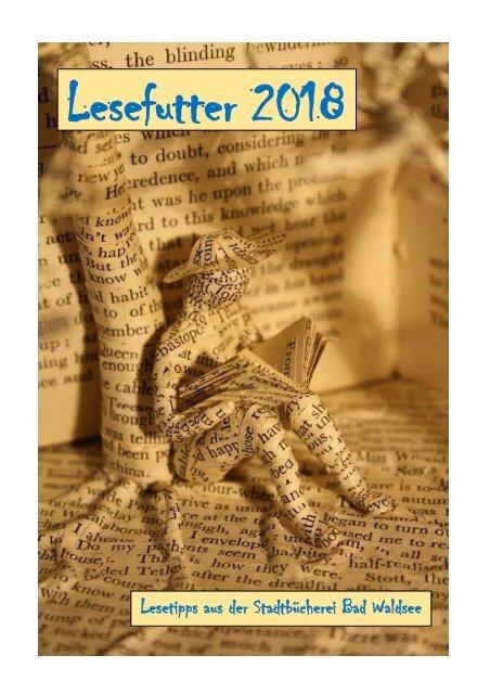 Lesefutter 2018