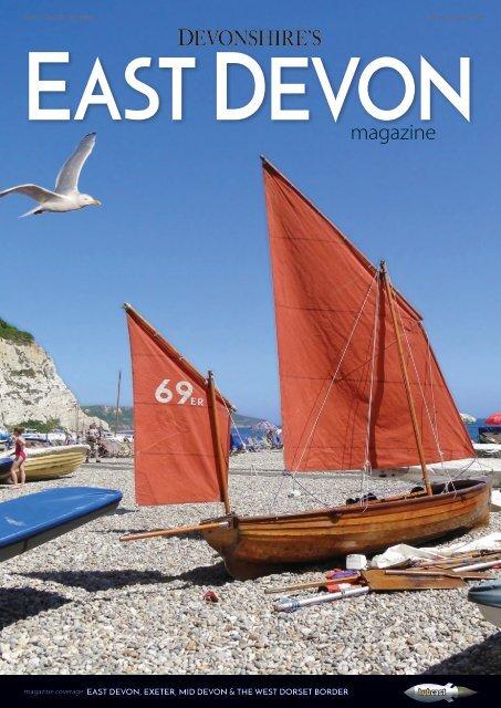 Devonshire's East Devon magazine July and August 18