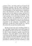The Complete Testimony of the Fathers of the First Three Centuries Concerning the Sabbath and First Day - J. N. Andrews - Page 7