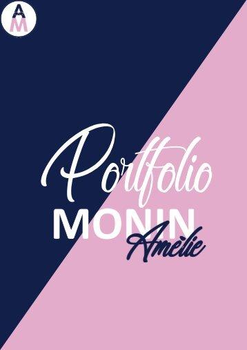 Portfolio Amélie Monin