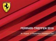 Ferraritreffen 2018