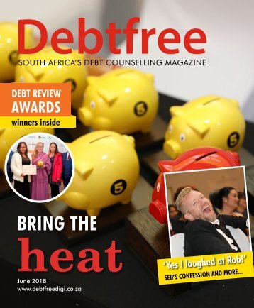 Debtfree Magazine June 2018