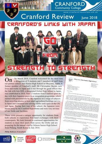 Cranford Review / June_2018