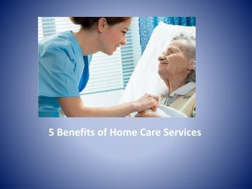 Home Care Services Hayward
