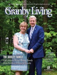 Granby Living July 2018