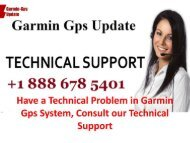 Garmin Customer Support +1888-678-5401 : How to Connect