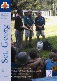 • Østeuropa projektet • TRÆF 2005 på Rodbjerggaard • DM i ...