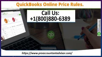 QuickBooks Online Price Rules: A Complete Guide – An Overview With FAQs.