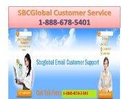 SBCGlobal Customer Service 26-06 PPT