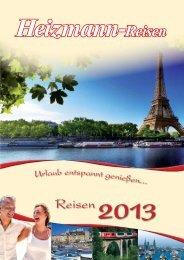 5 Tage - Heizmann-Reisen