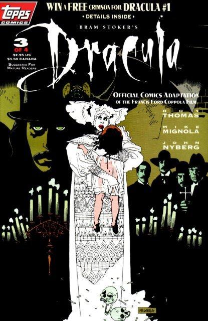 Bram Stokers Dracula (3-4)