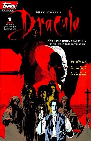 Bram Stokers Dracula (1-2)
