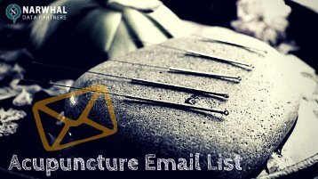 Acupuncture Email List