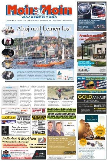 MoinMoin Flensburg 26 2018