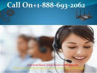 Easy to Download-Setup-Tplink-Router+1-888-693-2062