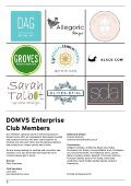 DOMVS Enterprise Club Inspired Living - Issue 3 - Summer 2018 - Page 4
