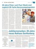 Peter und Paul Markt - Senftenberg 2018 - Page 2