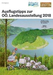 Ausflugstipps zur OÖ Landesausstellung 2018