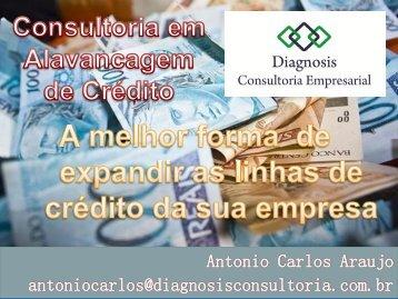 Palestra Alavancagem de Crédito - Revista