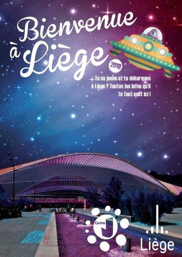 Bienvenue à Liège 2018-2019