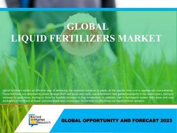 Liquid Fertilizer Market