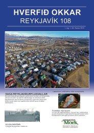 Hverfabladðið Reykjavík 108 Sumar 2018