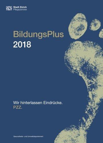 BildungsPlus 2018