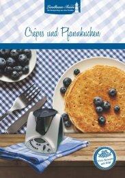 Landhaus-Team: Crepes u. Pfannkuchen