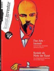 KunstInvestor 01-2008