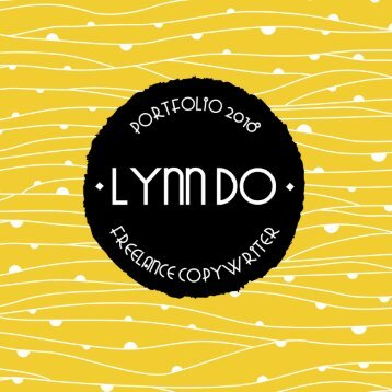 Lynndo - Profile 2018 (updated 6.2018)